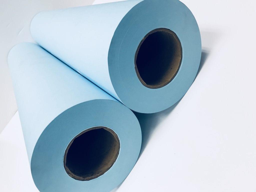 Wide format engineering inkjet bond paper 30x300 20lb 2 for Blue bond paper
